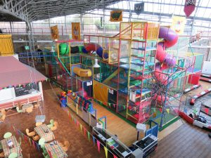 Fort Adventures Playzone