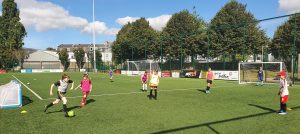 Jersey FA After School Skills Sessions