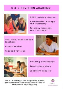 G & C Revision Academy