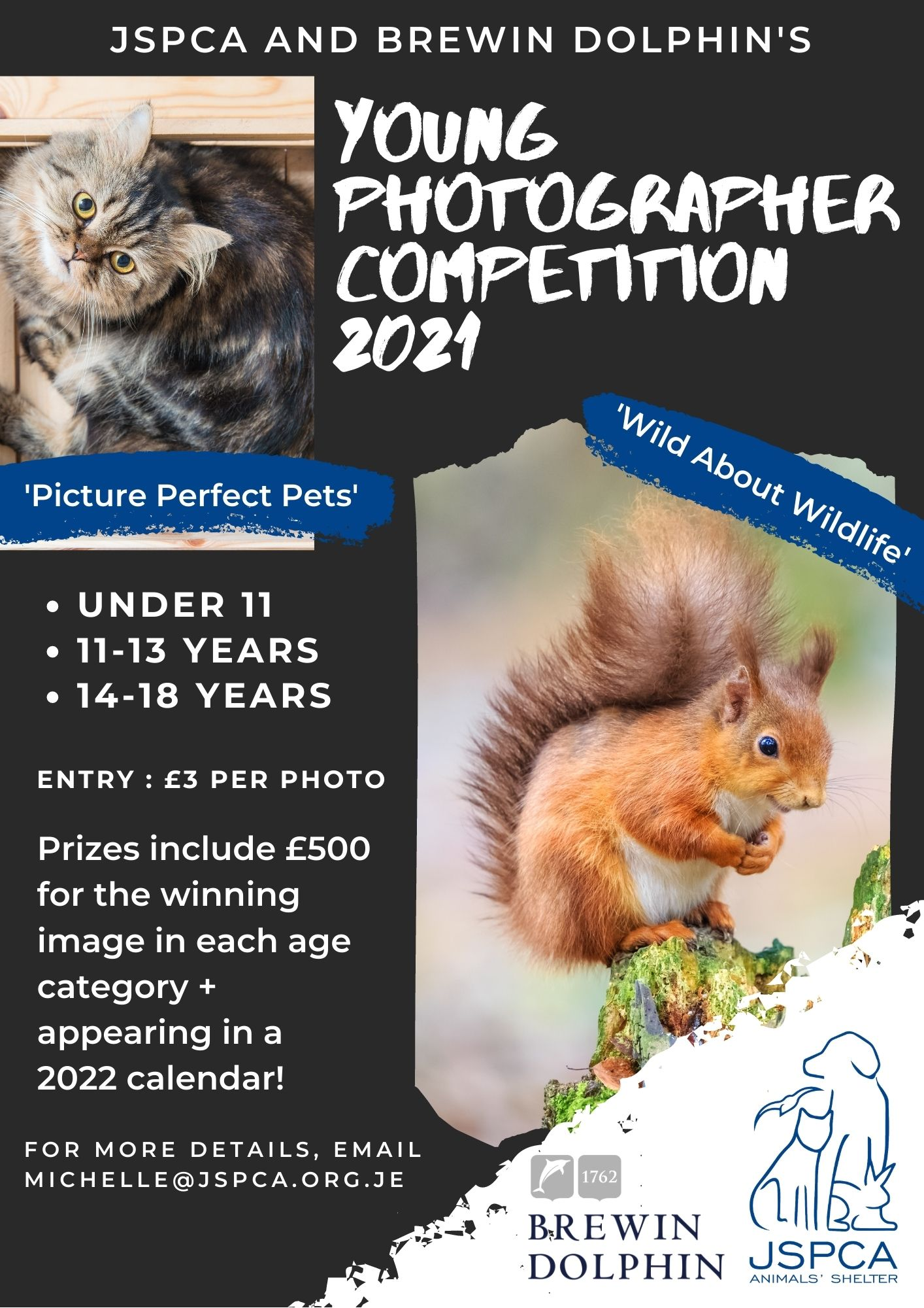 JSPCA Young Photographer Competition